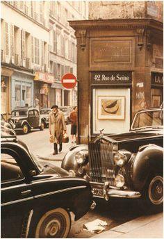 42 rue de Seine