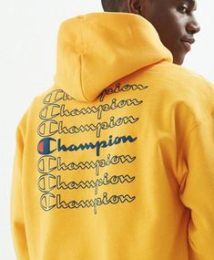 2fdbff79fb95 45 Best Champion brand images in 2018 | Champion brand, Hooded ...