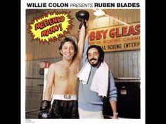 """2 INMENSOS DE LA SALSA CARIBEÑA!!! Willie Colon & Ruben Blades -""""Tiburón"""""""