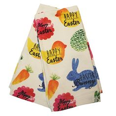 Chef's Atelier Easter Celebration Plush Kitchen Towels 2pk Chef's Atelier http://www.amazon.com/dp/B01BTK74ZS/ref=cm_sw_r_pi_dp_X7lXwb1FQVMK2
