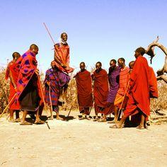 Visiting the Maasai in Tanzania