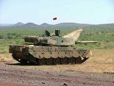 Olifant Mk2 tank