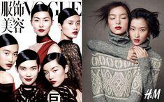 Du Juan, Tao Okamoto, Shu Pei , Liu Wen, Fei Fei Sun