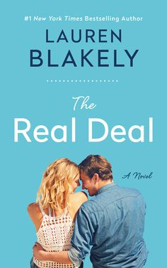 The Real Deal | Lauren Blakely | Macmillan