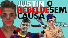JUSTIN BIEBER (O REBELDE SEM CAUSA) THE REBEL WITHOUT CAUSE Part. Mc Guime