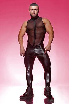Slick It Up - V-Taper Suit