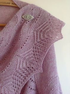Ravelry: basilandbelle's Nami *Test Knit* Nami shawl pattern by Yuki Ueda