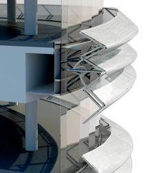 Kinetic façade