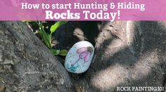 7 easy Easter painted rocks for all skill levels - Rock Painting 101 Rock Painting Patterns, Rock Painting Ideas Easy, Rock Painting Designs, Painting Tutorials, Flamingo Painting, Rainbow Painting, Galaxy Painting, Rock Rock, Rock Art