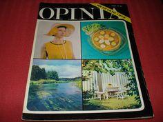 12dfa60398e8 OPINIA Magazyn konsumencki z PRL-u nr.22 1972r - 7110409746 - oficjalne  archiwum allegro