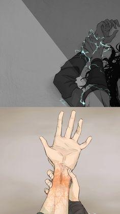 Love the concept of the lightning scar Main Manga, Loki Avengers, Thor X Loki, Marvel Heroes, Marvel Avengers, Marvel Dc Comics, Stony, Spiderman, Batman Y Superman