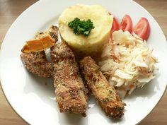 Hokkaido v chrumkavom obale, Hlavné jedlá, recept   Naničmama.sk