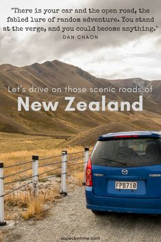 64e94959c7 Driving the scenic roads of New Zealand s south island