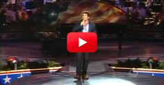 The Very Talented Josh Groban Belts Out This Beautiful Song For Our Wounded Warriors | The Veterans Site Blog