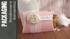 Pillow Box Romantica - Scatolina bomboniera portaconfetti