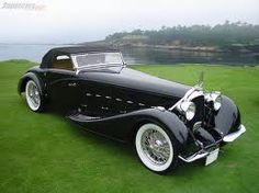 1934 rolls royce..i would feel like an old movie star rollin up in one of these lol