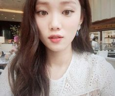 Find images and videos about girl, fashion and hair on We Heart It - the app to get lost in what you love. Ulzzang Fashion, Ulzzang Girl, Korean Beauty, Asian Beauty, Korean Actresses, Korean Actors, Lee Sung Kyung, Weightlifting Fairy Kim Bok Joo, Korean Celebrities