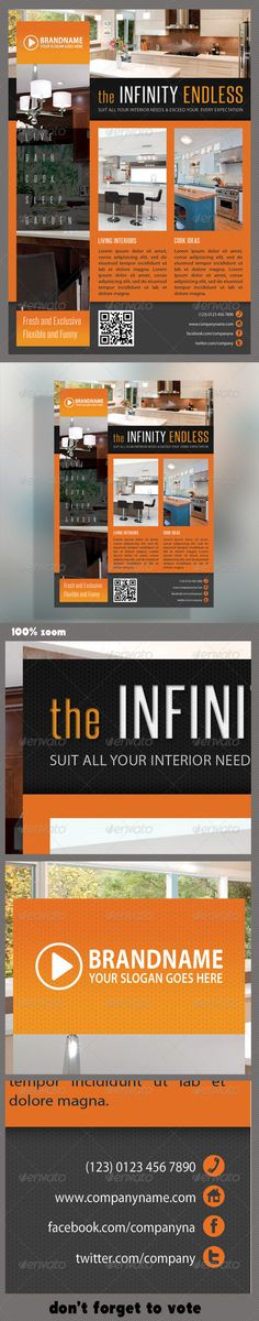 Corporate Product Flyer 42 - Commerce Flyers