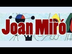 Joan Miró biografía para niños. Con voz. - YouTube