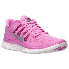 best service 17fab bfe13 Shop Günstig Nike Free 5.0 Running Damen Rot Violett Eisenorange Hell  Magenta Billig Online