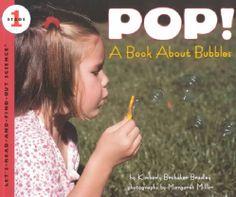 BUBBLES~Pop!: A Book About Bubbles (Paperback)