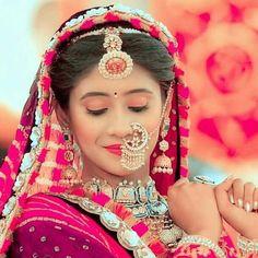 😊remember your childhood day😊 Bridal Mehndi Dresses, Bridal Lehenga Choli, Bridal Beauty, Bridal Makeup, Indian Dress Up, Rajasthani Dress, Bridal Makeover, Barbie, Thing 1