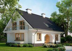 Projekty domów LK Projekt LK&1022 zdjęcie 1