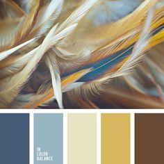 бежевый, насыщенный коричневый цвет, оттенки коричневого, оттенки синего, рыже-коричневый, синий и цвет песка, цвет кожи верблюда, цвет песка, цвета моря, цвета штормового моря, яркий коричневый.