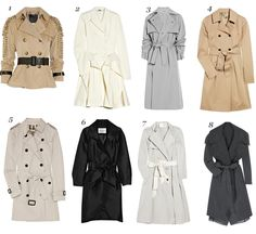 Nothing compares to a nice trenchcoat