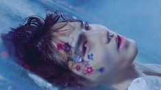 9 Beauty Looks From This K-Pop Music Video That Are Straight-Up Inspirational – Kpop 2020 Trend Suho Exo, Exo K, Flute Sheet Music, Kim Minseok, K Pop Music, Blues Music, Kim Junmyeon, Wattpad, Exo Members
