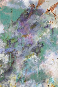 Abstract art in pastels #285 by tchegg TM via flickr
