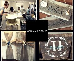 Furniture painting 101, cabinet painting, milk oaint classes, craft workshops, get together with the girls! Brooklyn, MI