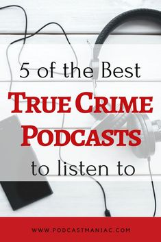 best true crime podcasts 2020