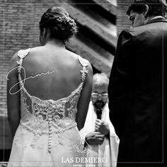 Jime by Las Demiero : www.lasdemiero.com https://web.facebook.com/demiero/ #lasdemiero #bodas #novias #vestidodenovia #vestidossirena #vestidosbordados #casamientos #noviavintage