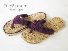 Women's crochet pattern
