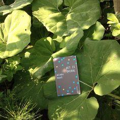 Het is overal, dus ook in het groen  #amstel #hetisoveral #poezie #minkemaat #palmslag #inhetwild