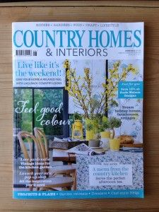 The Kitchen Dresser Company features in the June 2014 issue of Country Homes & Interiors Magazine