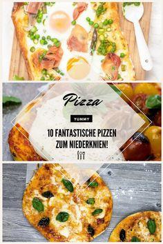 10 großartige Pizza