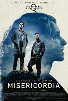 Misericordia, de Jussi Adler Olsen y su Departamento Q, con el policía Carl Morck