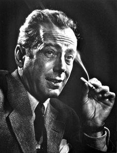 Humphrey Bogart 1946 by Yousuf Karsh