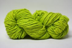 Single Ply sp Super Bulky Yarn  Hand dyed Merino by 1AZColorworks