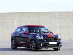 Porsche Paceman John Cooper Works Paceman ALL4 - Specifications - Wings and Gears