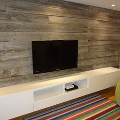Modern Basement Design Ideas, Pictures, Remodel and Decor