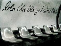 Je'Taime .... blag blah blah :)