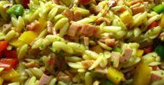 Kritharaki-Salat (Nudel-Salat)