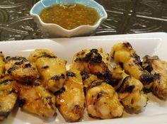Orange Glazed Chicken Wings Recipe