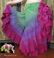 Risultati immagini per painted lady clothiers skirt 18