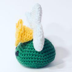 Amigurumi Easter Narcissus
