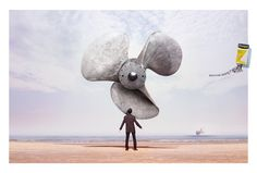 Breathe Deeply Again Air Fan, Breathe, Home Appliances, Advertising, Ads, Inspiration, Design, Ship, Google Search