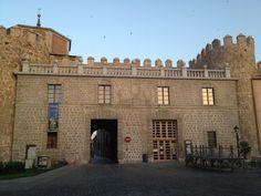 gate to the old city - Avila,Spain
